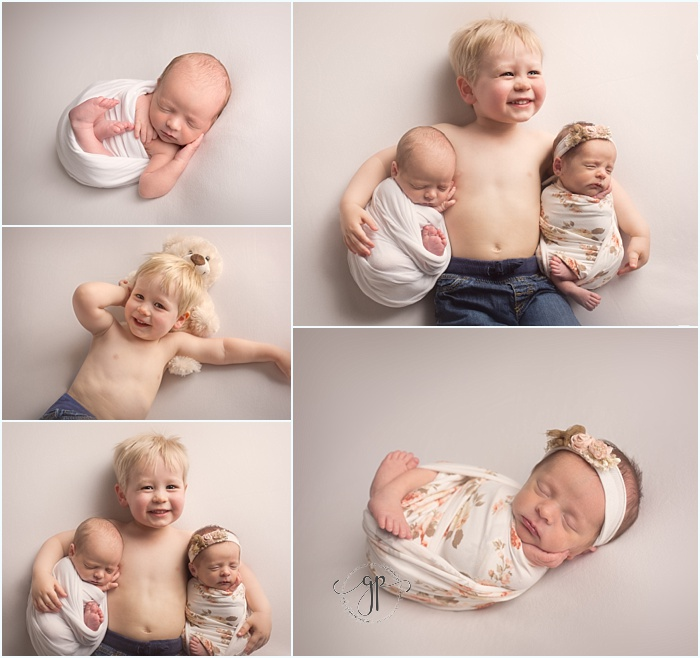 Spokane Newborn Session – Corbin and Mila