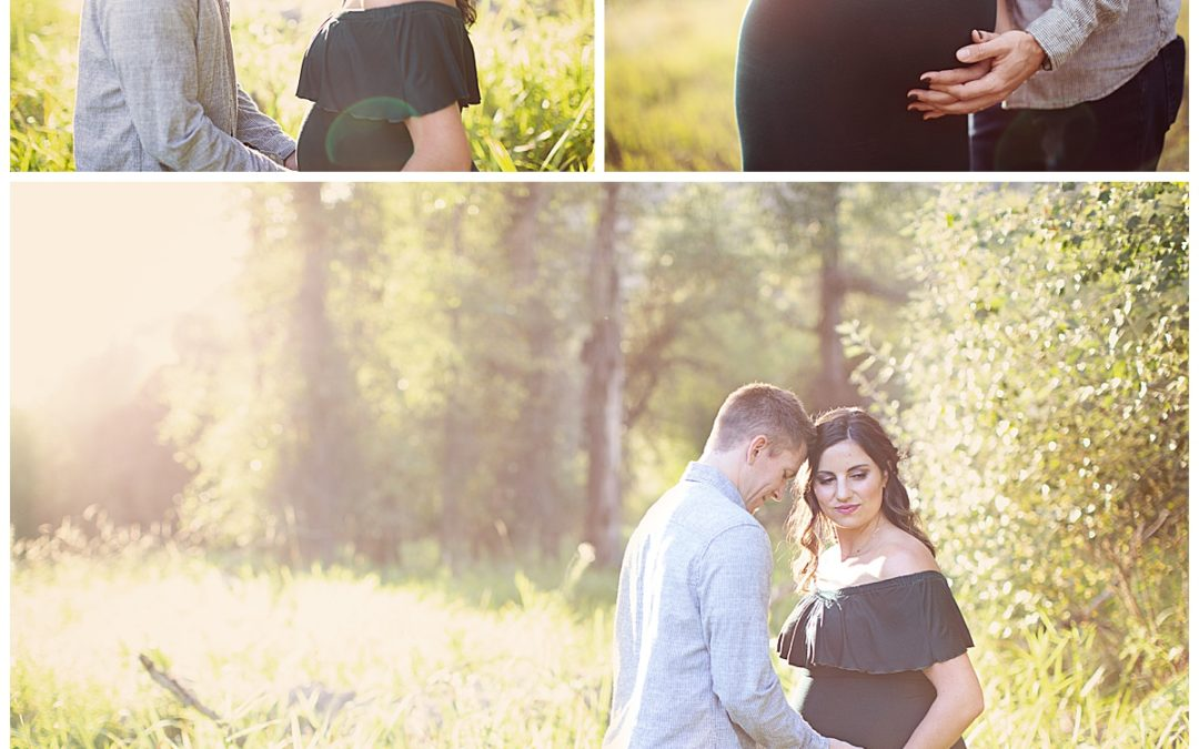 Spokane Maternity Session: Mercedes