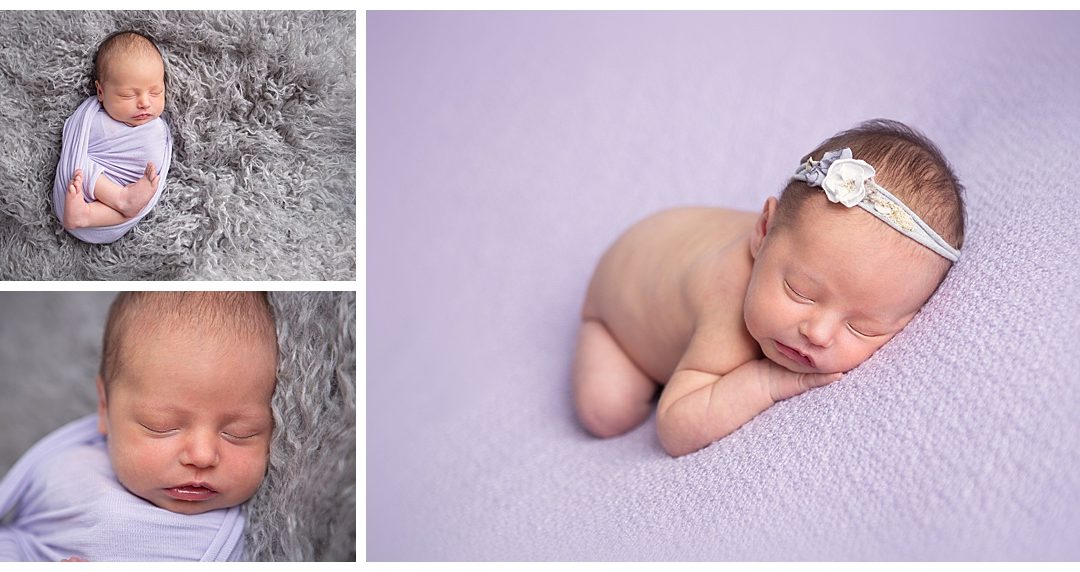 Spokane Newborn Session: Katherine