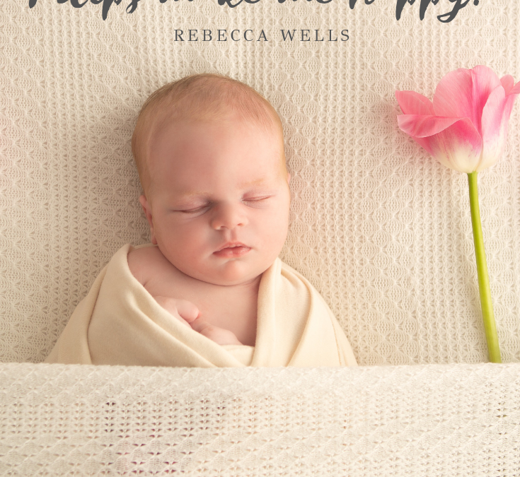 Spokane Newborn Session – Evelyn