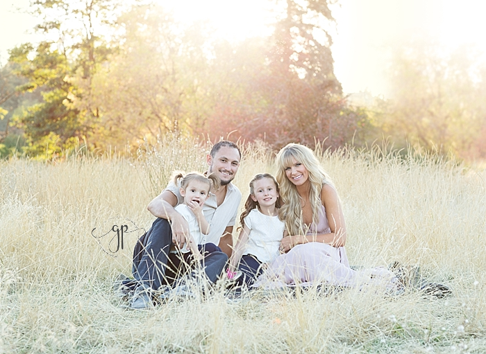 Spokane River Session – Robinson Family