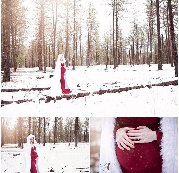 Spokane Maternity Session – Carly