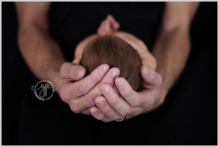 Spokane Newborn Session – Daniel